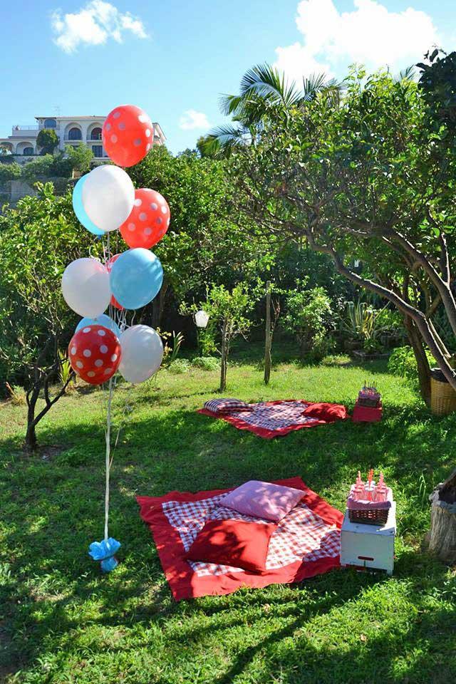 fiesta-cumpleaño-picnic-globos